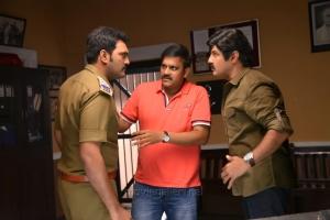 Ajay, Sriwass, Balakrishna @ Dictator Movie Working Stills