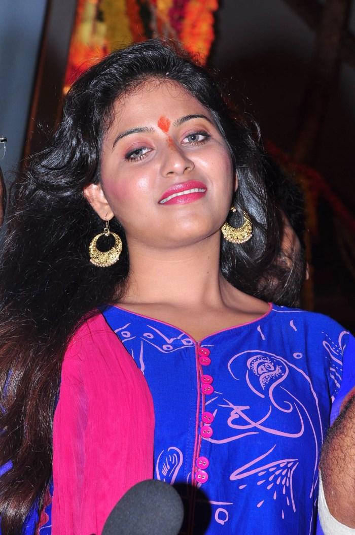 Anjali @ Dictator Song Launch @ Khairatabad Ganesh