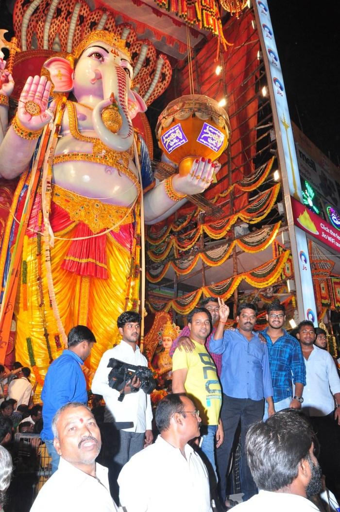 NBK's Dictator Song Launch @ Khairatabad Ganesh