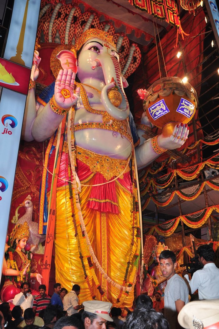 NBK's Dictator Song Launch @ Khairatabad Ganesh