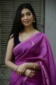 Actress Digangana Suryavanshi Latest Saree Stills @ Suji Visuals Prod No 1 Movie Launch