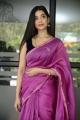Telugu Actress Digangana Suryavanshi Pink Saree Stills