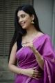 Actress Digangana Suryavanshi Latest Saree Stills @ Jani Master's J1 Movie Opening