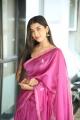 Telugu Actress Digangana Suryavanshi in Pink Saree Stills