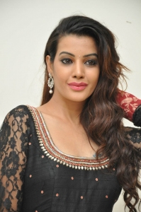Actress Deeksha Panth Photos @ Gopala Gopala Audio Launch