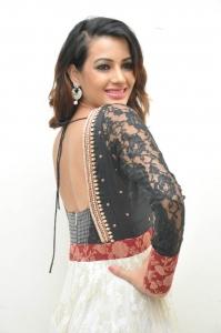 Actress Deeksha Panth Photos @ Gopala Gopala Audio Release