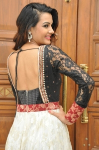 Actress Diksha Panth Photos @ Gopala Gopala Audio Release