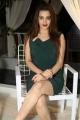 Actress Diksha Panth Hot Images in Mini Frock