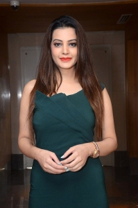 Actress Diksha Panth Pictures at Curtain Raiser of JITO's Biggest Lifestyle & Jewellery Expo