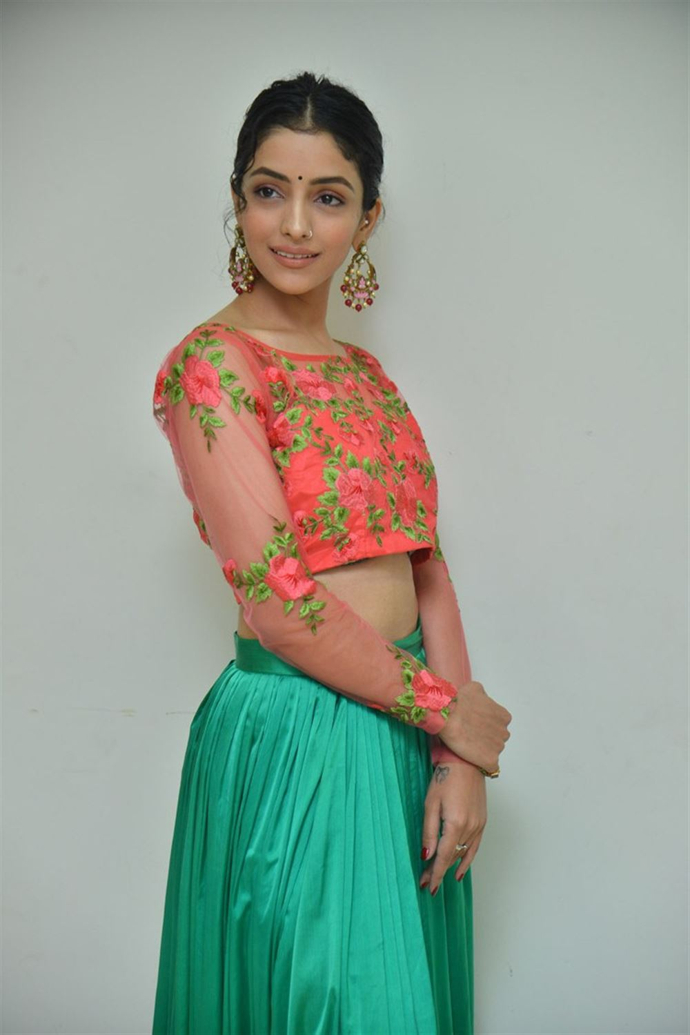 Actress Diksha Sharma Raina Pics @ Shubhalekha+Lu Movie Pre Release