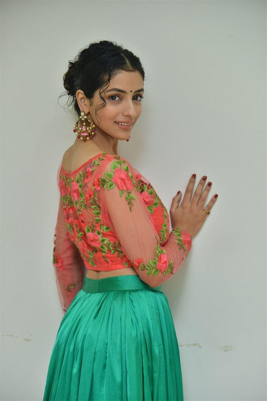 Actress Diksha Sharma Raina Pics @ Shubhalekha+Lu Movie Pre Release