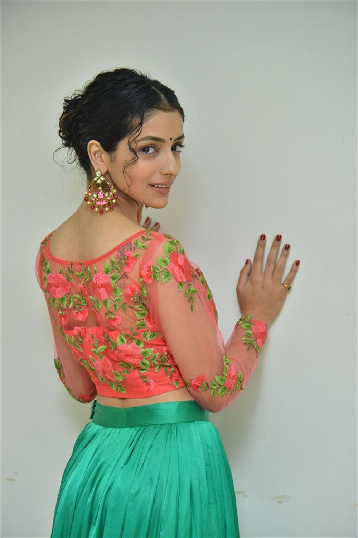 Actress Diksha Sharma Raina Pics @ Shubhalekha+Lu Pre Release