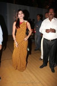 Samantha @ Dil Raju Daughter Hanshitha Engagement Photos
