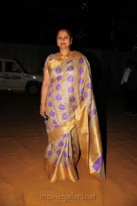 Jayasudha @ Dil Raju Daughter Hanshitha Engagement Photos