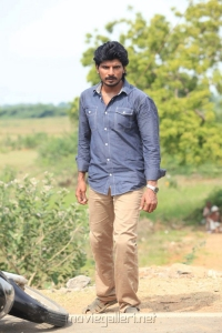 Vathikuchi Movie Actor Dhileban Photos