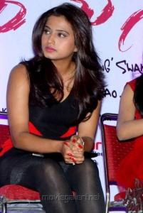 Telugu Actress Dimple Hot Stills at Romance Teaser Launch