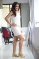 Dimple Chopade Hot Pictures in Tight White Skirt