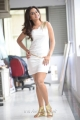 Tamil Actress Dimple Chopade Hot Pictures in Tight White Skirt