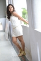 Dimple Chopda Hot Pictures in Tight White Skirt