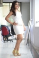 Actress Dimple Chopade in Tight White Skirt Hot Pictures