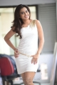 Dimple Chopra Hot Pictures in Tight White Skirt