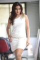 Actress Dimple Chopra in Tight White Skirt Hot Pictures