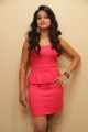 Dimple Chopra Hot Pics in Light Red Skirt