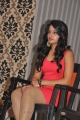 Dimple Chopda Hot Pics in Light Red Skirt