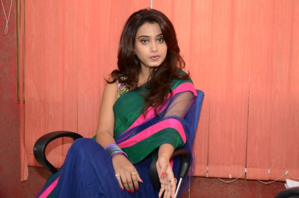 Telugu Actress Jyothi In Blue Salwar: Actress Dimple Chopade In Blue Salwar