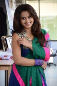 Actress Dimple Chopra Hot Photos in Blue Salwar Kameez