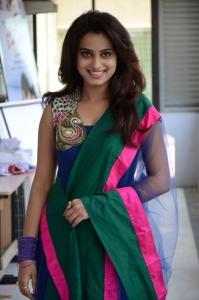Actress Dimple Chopade Hot Photos in Blue Salwar Kameez