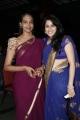 Anjana Sowmya @ Singer Dinakar Wedding Reception Photos