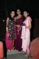 Sravana Bhargavi, Anjana Sowmya @ Singer Dinakar Wedding Reception Photos