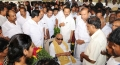 M.Karunanidhi, TR Balu Respects to Dinathanthi owner Sivanthi Adithan Photos