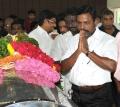 Thol.Thirumavalavan Pay last Respects to Dinathanthi owner Sivanthi Adithan Photos