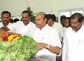 S.Ramadoss Respects to Dinathanthi owner Sivanthi Adithan Photos