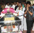Napoleon Pay last Respects to Dinathanthi owner Sivanthi Adithan Photos