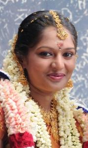 Director Kathir - Shanthini Devi Marriage Photos