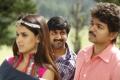 Director M Raja @ Velayutham Shooting