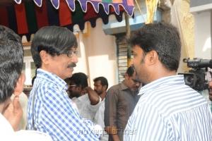 Manobala, AL Vijay at Director Union New Office Building Opening Stills