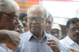 K.Balachander at Director Union New Office Building Opening Stills