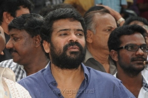 Ameer Sultan at Director Union New Office Building Opening Stills