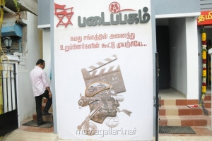 Director Union New Office Building Padaippagam Opening Stills