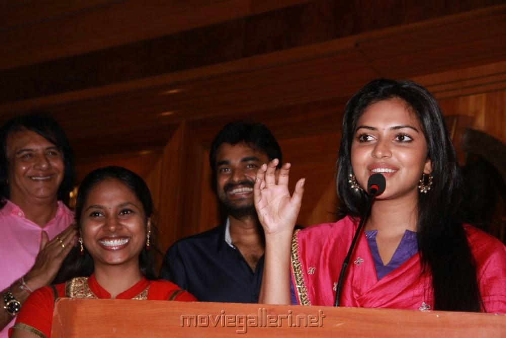 director vijay press meet saritha