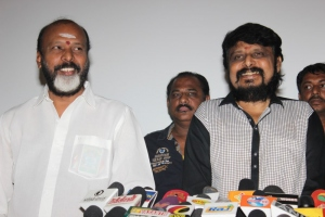G Siva, Vikraman @ Directors Union Press Meet Stills