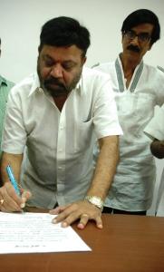 P.Vasu at Director's Union Sworn in Ceremony Stills