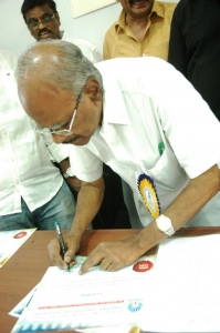 Director's Union Sworn in Ceremony Stills
