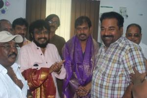 Vikraman, RK Selvamani, Vijayan at Tamil Film Director's Union Sworn in Ceremony Stills