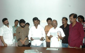 Tamilnadu Film Director's Union Sworn in Ceremony Stills