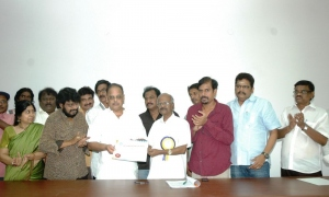Tamil Film Director's Union Sworn in Ceremony Stills